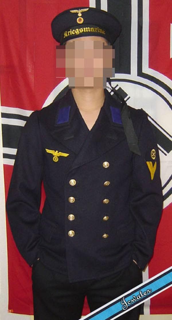 海军士官常服一套 -JCWATER图片